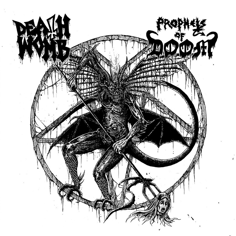 DEATH WOMB / PROPHETS OF DOOM Split
