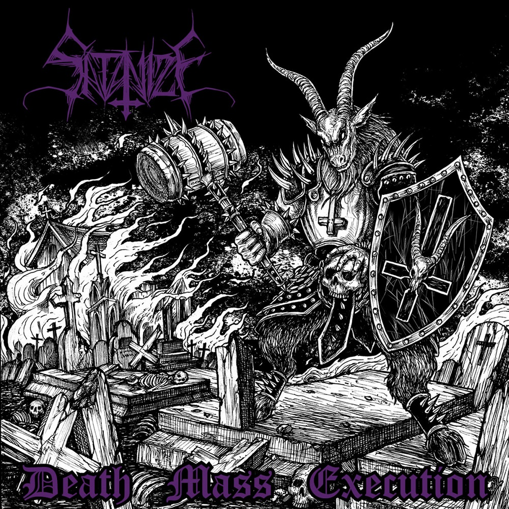 SATANIZE - DEATH MASS EXECUTION